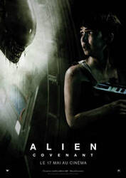 Affiche Alien: Covenant