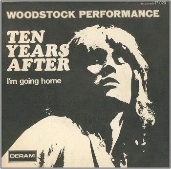 Ten Years After - I'm Going Home (1968)