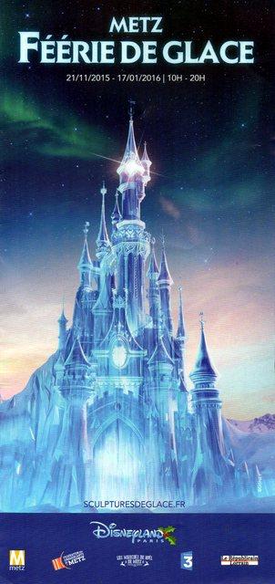 Disney glacé