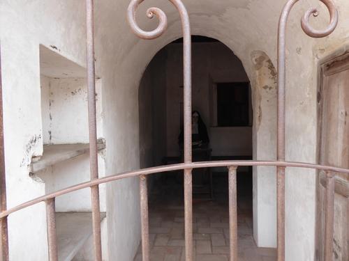Jour 17 Guatemala, Antigua, Couvent des capucinas (1)