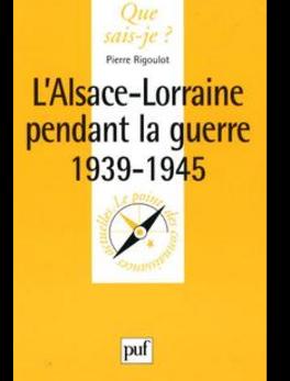 W comme Waffen SS ou la nazification de l'Alsace lorraine