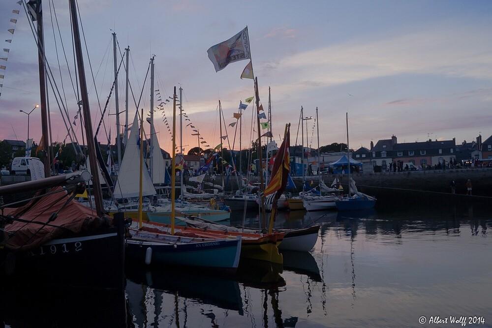 Bretagne - 6 août 2013 - Un soir à Concarneau