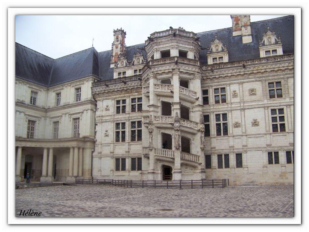 """18 septembre 2013             """"le château de Blois"""""""