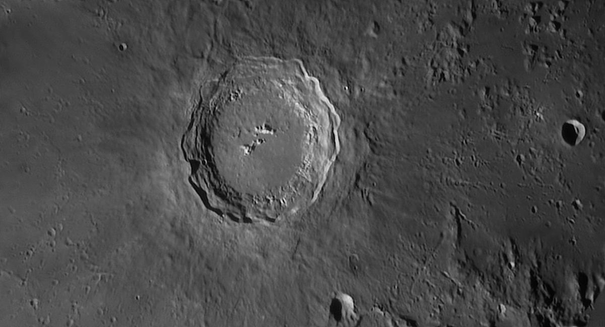 Copernic , couleur pour de la petrologie...