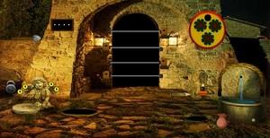Jouer à Abandoned treasure room escape