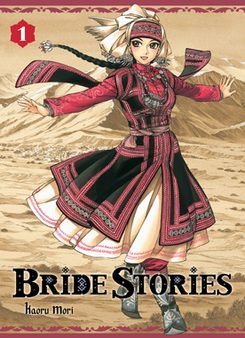 Bride Stories - Manga série - Manga news