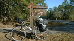 Tallahassee -  Madison : 125 km