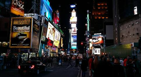 1 semaine à New York