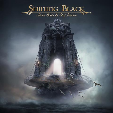 "SHINING BLACK (avec Mark Boals et Ölaf Thorsen) - ""The Boogeyman"" Clip / Lyric Video"