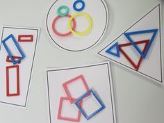 Formes pour tri de formes