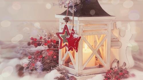 Noël Vintage: idées pour un décor d'antan - Décoration de Noël