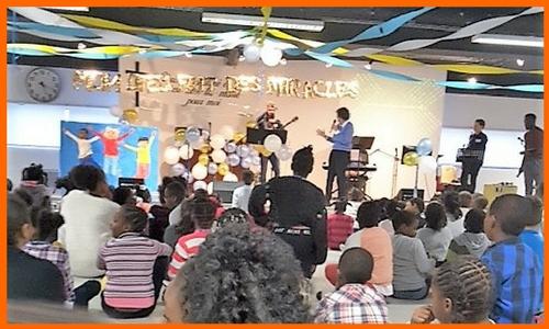 Fête de Louange 2018 - Mon Dieu fait des Miracles