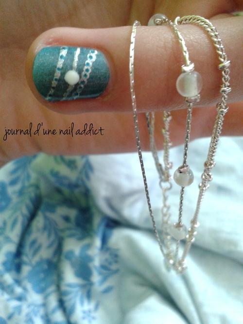 nail art jewel journal d'une nail addict