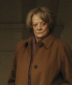 biographie Maggie Smith= mc gonagal