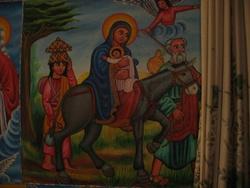 messob en partance pour Nazareth -  lac Tana - Bahar Dar