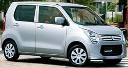 Coup d'œil: Suzuki Wagon R & Suzuki Wagon R Stingray
