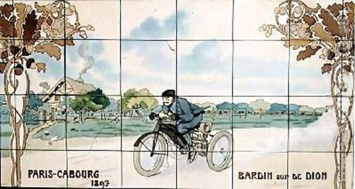 LA MOTOCYCLETTE ET LES (beaux ou moins beaux) ARTS
