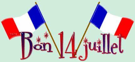 Défi 14 Juillet pour cerise déco !