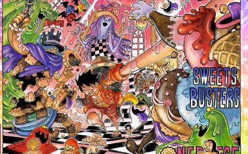 One Piece Scan chapitre 902 en VF version Française - Lecture en Ligne