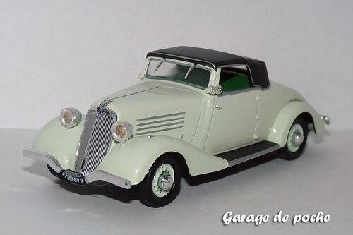 Renault Vivasport type TZ4  1934