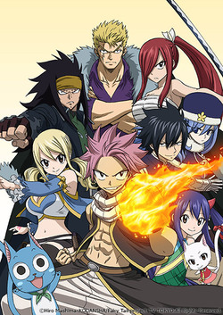 Fairy Tail Ending 15 Full