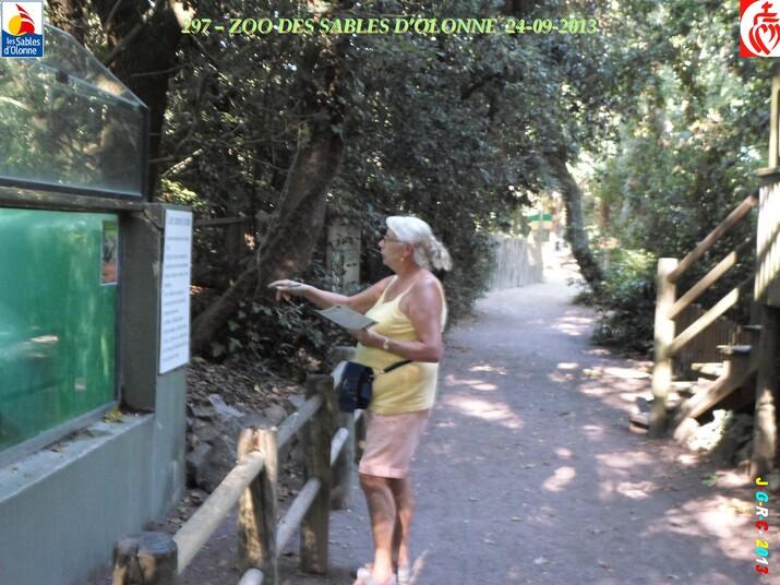 ZOO DES SABLES D'OLONNE 8/9 05/04/2014