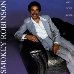 Smokey Robinson - Where There's Talk - Complete LP