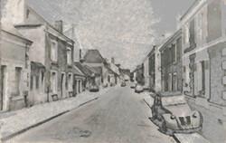 Angers 1913, contrôle routier, sport régional