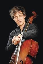 Victor Julien Laferrière violoncelliste