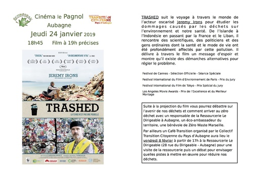 "Projection ""Trashed"""