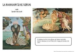 Les tableaux de Marcel en Art