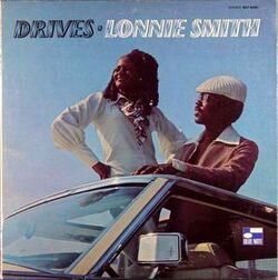 Lonnie Smith - Drives - Complete LP