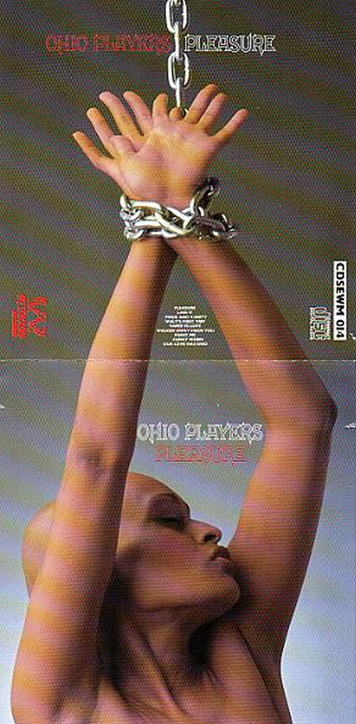 "Ohio Players : Album "" Pleasure "" Westbound Records WB 2017 [ US ] en Décembre 1972"