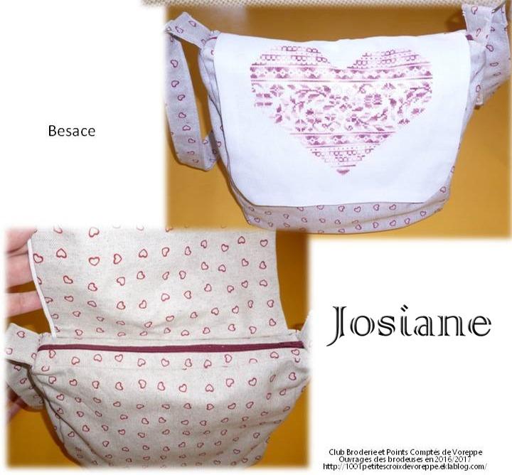 Besace Josiane