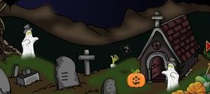 Jouer à Graveyard treasure escape