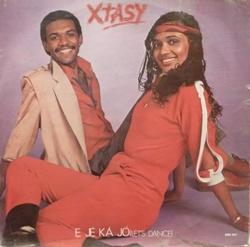 Xtasy - E Je Ka Jo (Let's Dance) - Complete LP