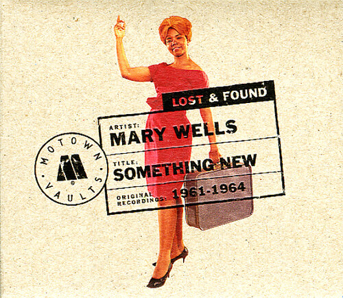 "Mary Wells : Album "" Second Time Around "" Motown Records M 612 [ US ] Previously Unreleased"