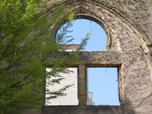 Metz église Saint-Livier mp13 - 6