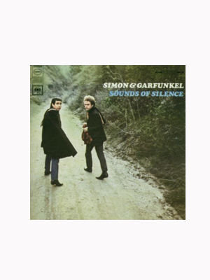 sounds of silence de simon & garfunkel (1966)
