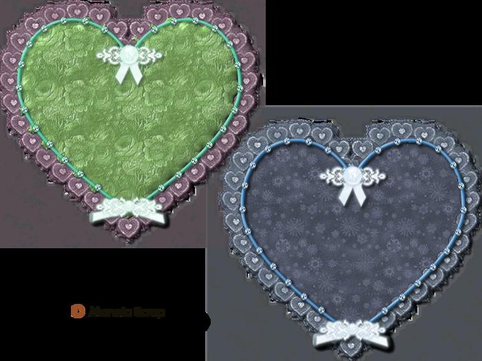 décorations coeurs page 2