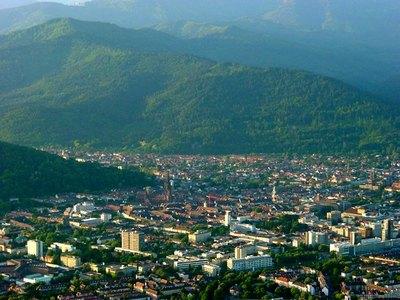 Blog de lisezmoi :Hello! Bienvenue sur mon blog!, L'Allemagne : Bade-Wurtemberg - Fribourg-en-Brisgau