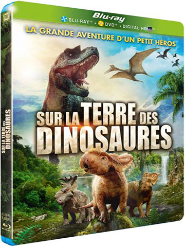 Telecharger Sur la terre des dinosaures (2014) [BluRay 720p FRENCH]