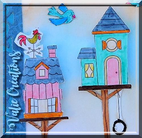 Chez les Oiseaux (carte)
