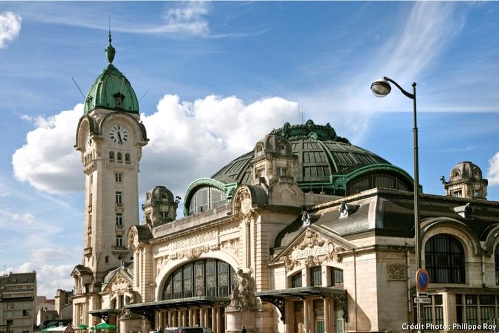 Gare des Bénédictins Limoges