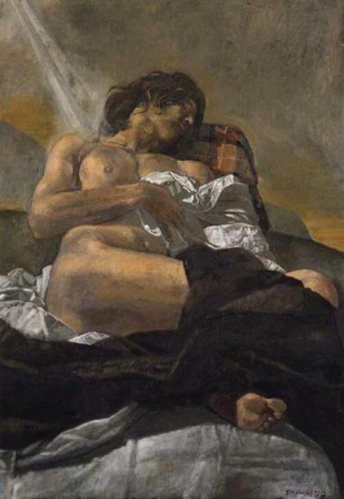Constantin Cavafis : Une nuit * Μια Νύχτα