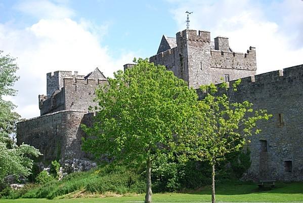 Cahir - visite du Chateau - Irlande - mai 2011 009