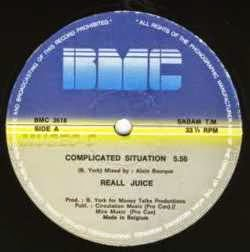 Real Juice - Complicated Situation