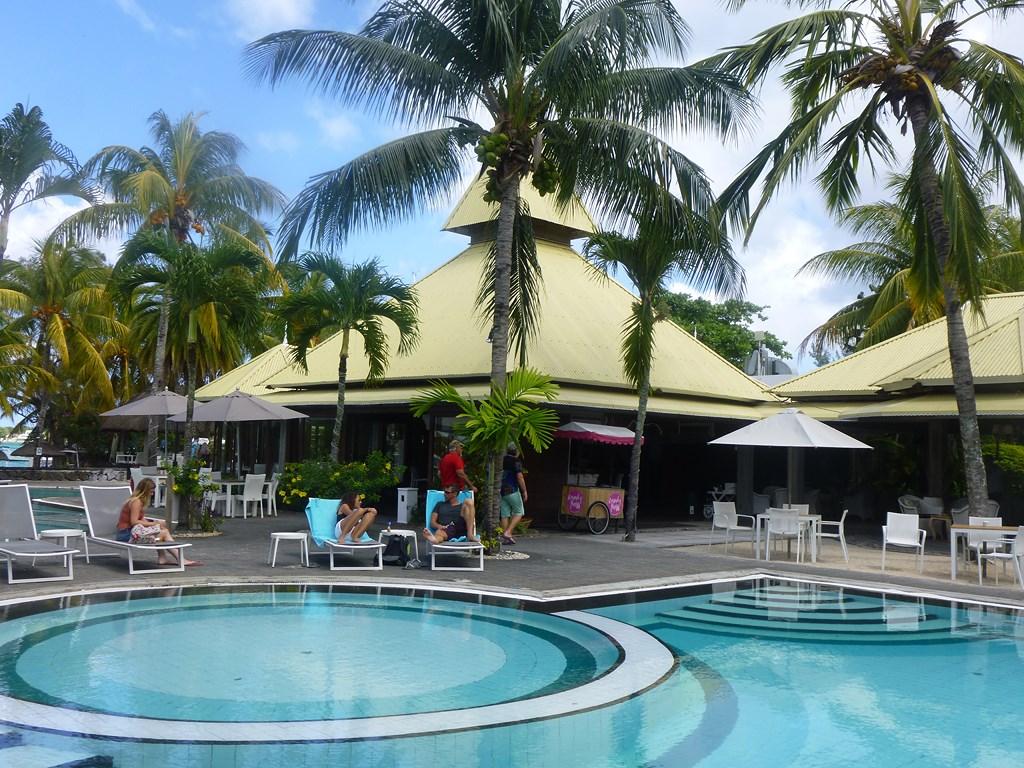 ILE MAURICE - HOTEL VERANDA - GRAND BAIE