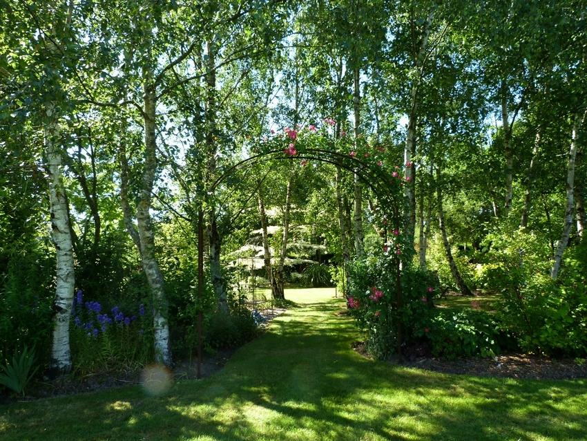 Au jardin chez Mary et Joël  ( 4 )