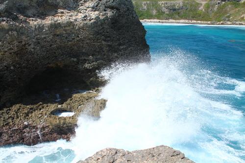 Porte d'enfer de Moule Guadeloupe